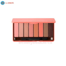 THE SAEM Eyeshadow Palette [Pink] 1.1g*8